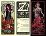 Zowie Dee Custom Made Designs – Flyer Design –Cover