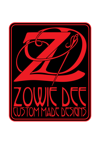 Zowie Dee Custom Made Designs - Logo Design