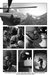 Comic Book Project Page 21Grayscale