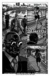 Comic Book Project Page 12Grayscale