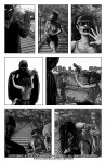 Comic Book Project Page 13Grayscale