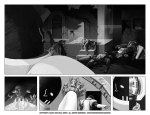 Comic Book Project Pages 29+30Grayscale