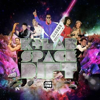 K+Lab, Space Dirt Album Cover